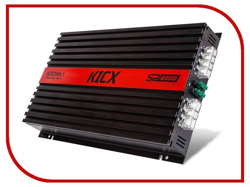 все цены на Усилитель Kicx SP 600D онлайн