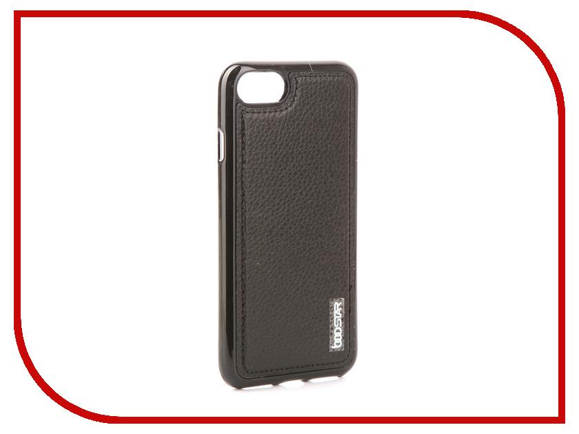 Аксессуар Чехол Innovation Boostar для APPLE iPhone 7/8 Black 11434 телефон apple iphone 7 32gb a1778 как новый black