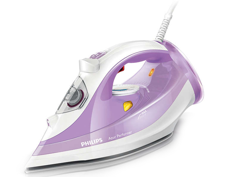 Утюг Philips GC3803/37 Azur Performer White-Purple цена и фото