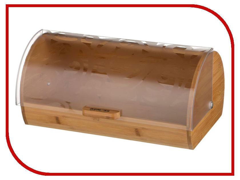 Хлебница Agness 938-043 tonpar 043 backpack