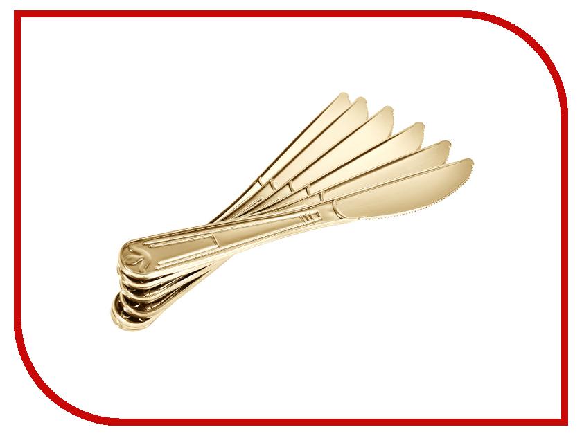Набор ножей Boyscout Premium Gold 61715 одноразовые