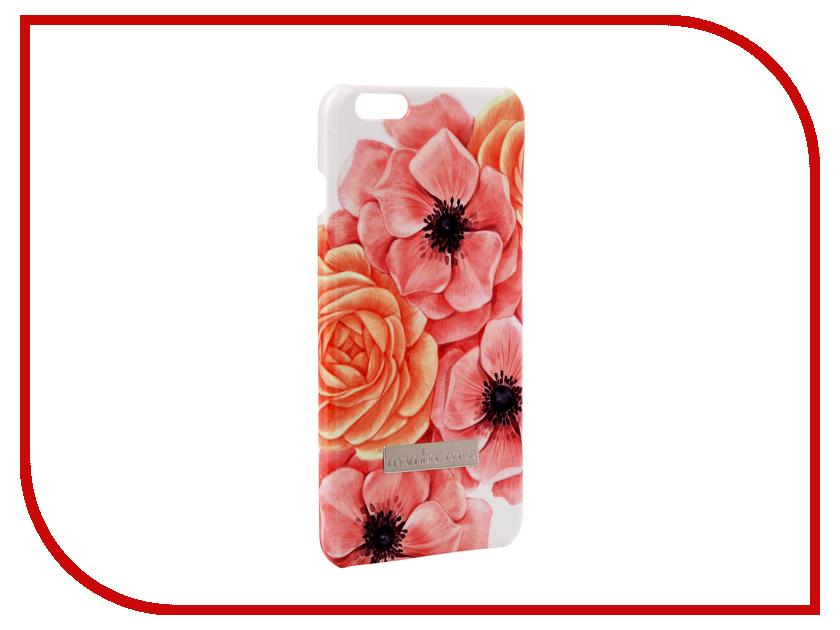 Аксессуар Чехол Mamba Case Anemones APPLE iPhone 6 Plus аксессуар чехол бампер ainy for iphone 6 plus pink qc a014d
