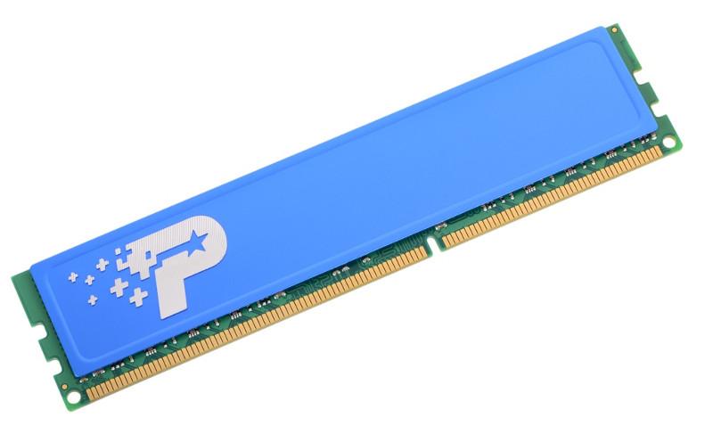 Модуль памяти Patriot Memory DDR4 DIMM 2133Mhz PC4-17000 CL15 - 8Gb PSD48G213382H все цены