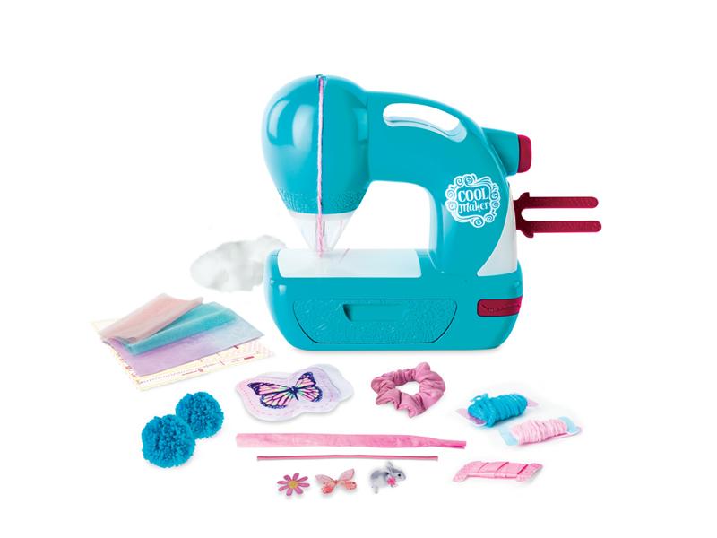 Швейная машинка Spin Master Sew Cool 56013 spin master швейная машинка sew cool