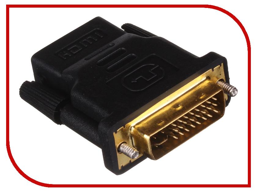Аксессуар Переходник ExeGate DVI-D (M) - HDMI (F) 191105 аксессуар nexport hdmi m dvi f black np a df hm