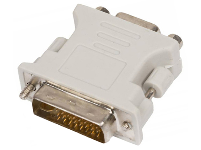 Аксессуар Переходник ExeGate DVI (M) - VGA(SVGA) (F) 205307