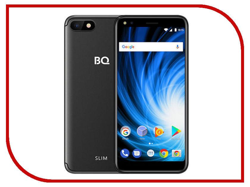 Сотовый телефон BQ 5701L Slim Black сотовый