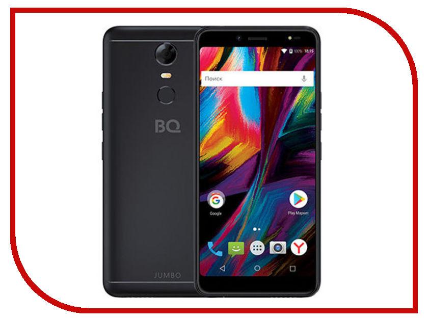 Сотовый телефон BQ BQ-6001L Jumbo Black сотовый телефон senseit t100 black