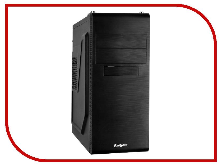 Корпус ExeGate UN-603 400W Black