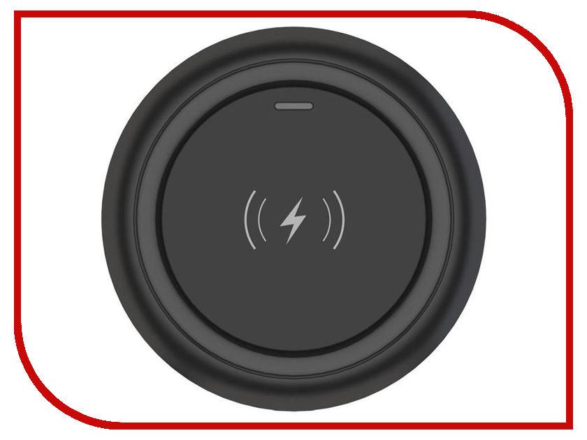 Зарядное устройство Devia Allen Wireless Ultra Thin Charger Black
