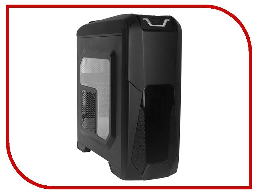 Корпус ExeGate EVO-8201 600W Black цена и фото