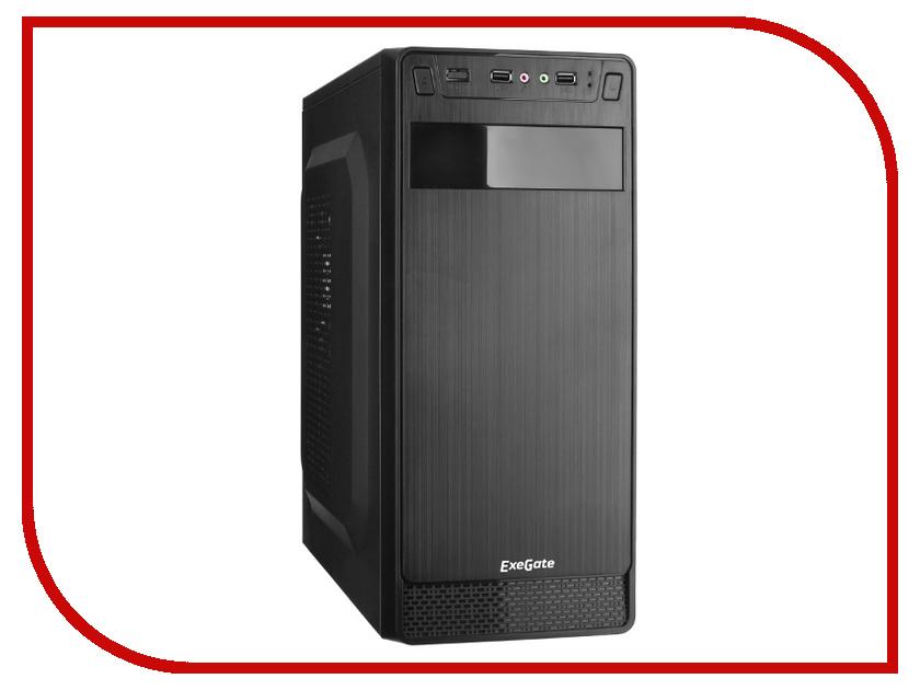 Корпус ExeGate AB-222 500W Black цены онлайн