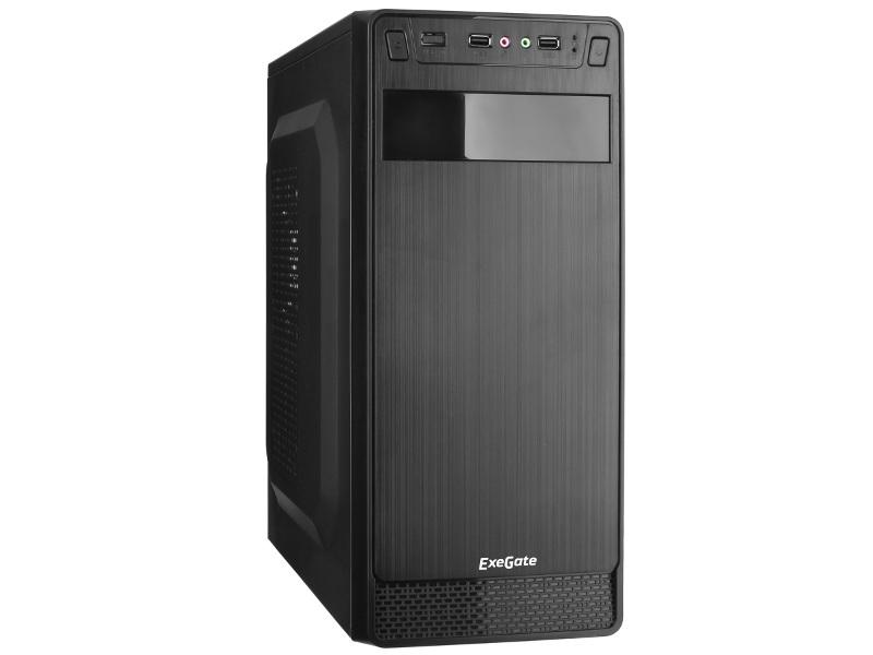 Корпус ExeGate AB-222 350W Black цены онлайн