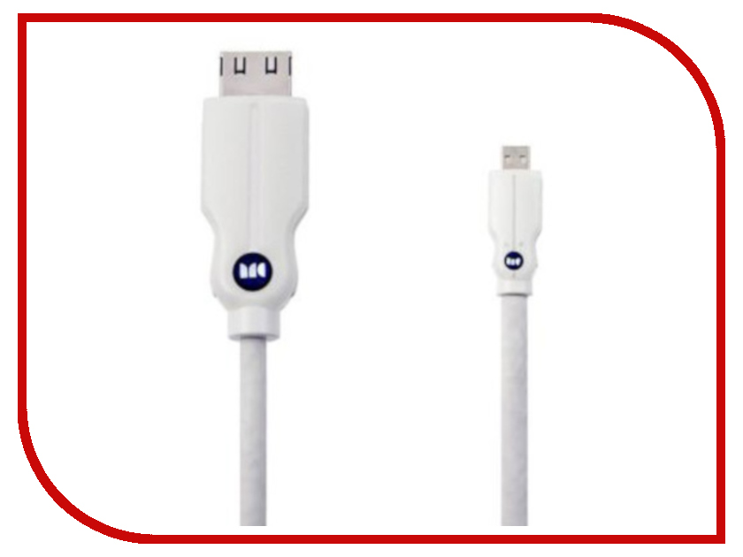 Аксессуар Monster Mobile SuperThin Micro HDMI Cable MBL DL HD HSST-8 D-A 133204-00 interface cable 010 10206 00 харьков