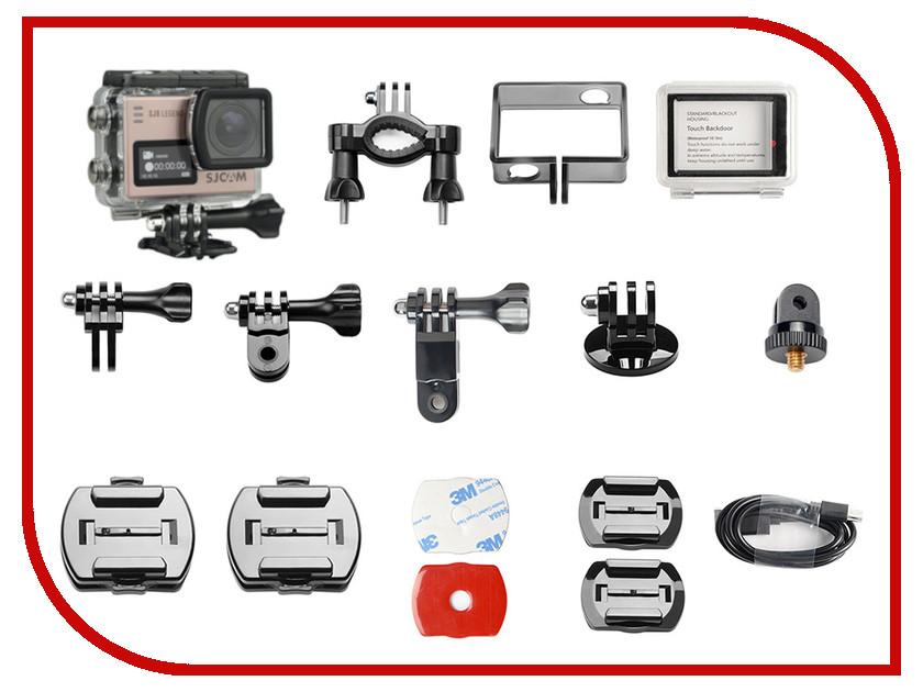 Экшн-камера SJCAM SJ6 Legend Rose Gold sjcam m20 silver экшн камера