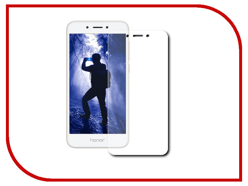 Аксессуар Защитное стекло Huawei Honor 6A LuxCase 0.33mm 82310 аксессуар защитное стекло highscreen ice 2 luxcase 0 33mm 82044