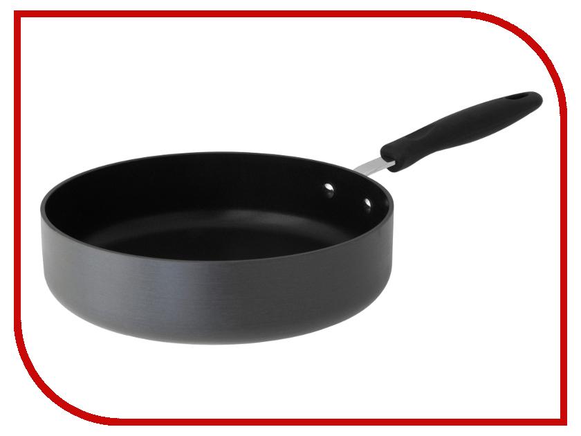 Сковорода Regent Carbone 93-W-HASS-24 24 см сковорода для блинов d 24 см regent carbone 93 w hap 24