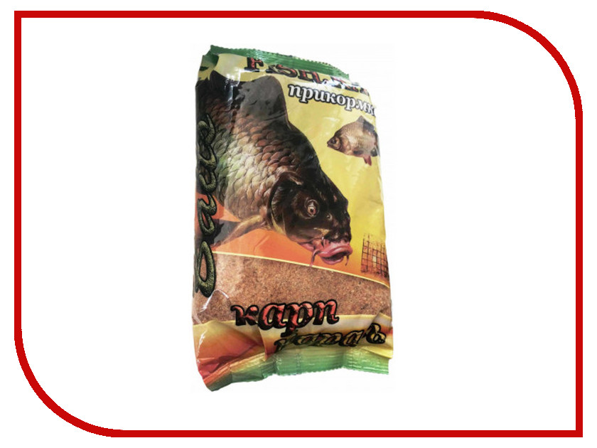 Прикормка Fish.ka Карп-Карась 1kg wholesale price 1pc t slot