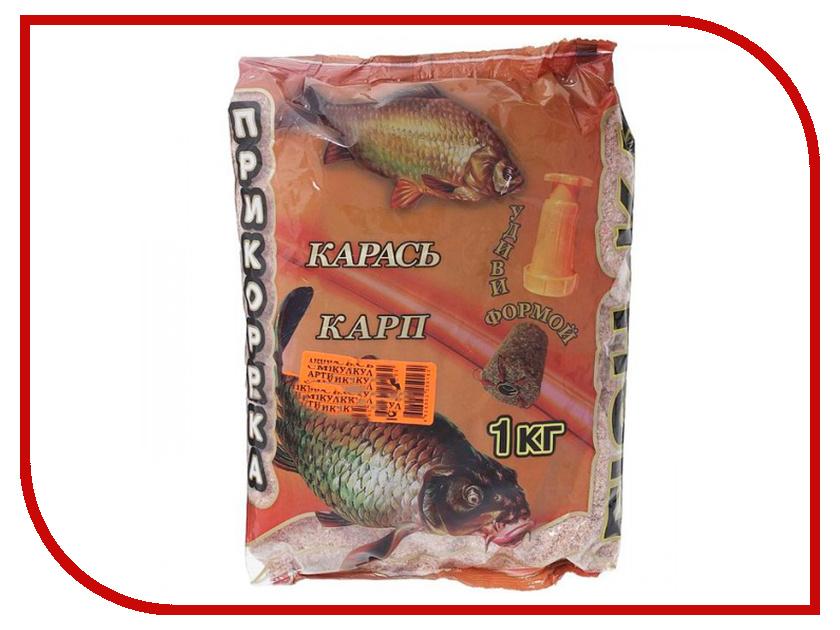 Прикормка Fish.ka Карп-Карась Анис 1kg