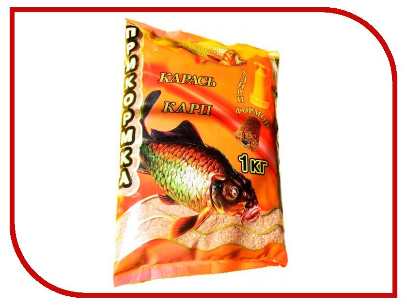 Прикормка Fish.ka Карп-Карась Ваниль 1kg