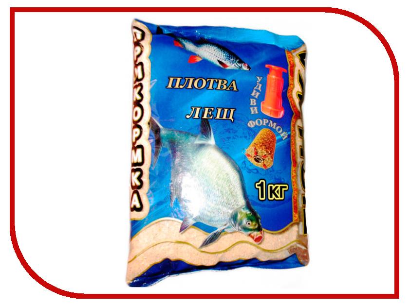 Прикормка Fish.ka Лещ-Плотва 1kg