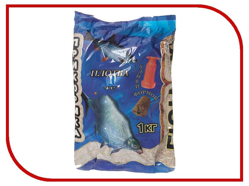 Прикормка Fish.ka Лещ-Плотва Конопля 1kg