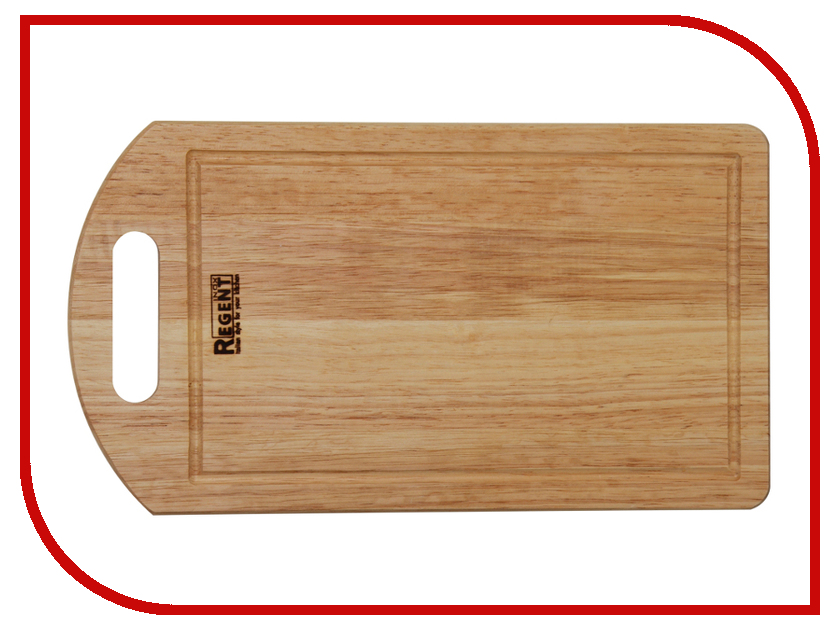 Доска разделочная Regent Inox Bosco 93-BO-1-04 30x20x1.2cm доска разделочная regent inox bamboo с крышкой 27 х 28 см