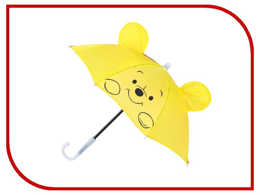 Зонт Disney Гулять! Медвежонок Винни 1670943 disney книжка с маркером прописи учим фигуры винни