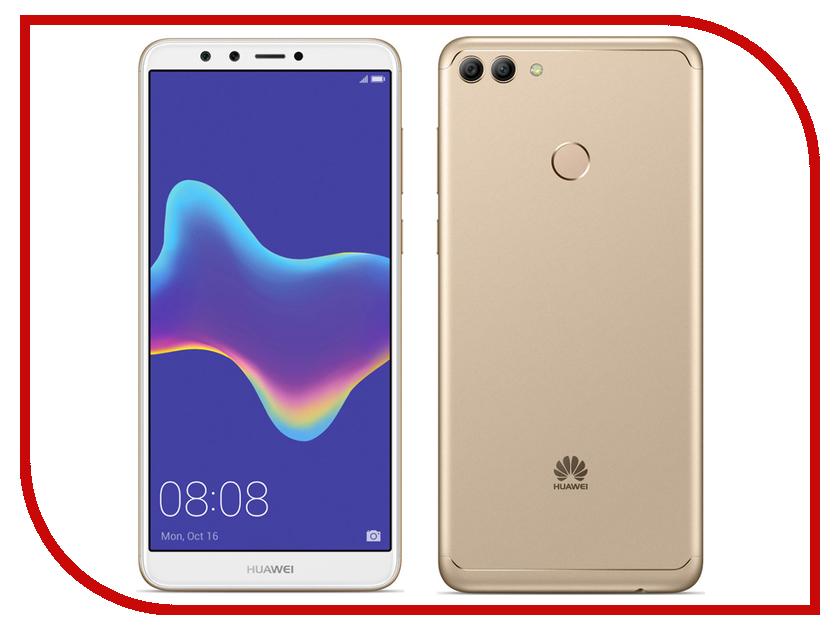 Фото - Сотовый телефон Huawei Y9 2018 Gold проводной и dect телефон foreign products vtech ds6671 3