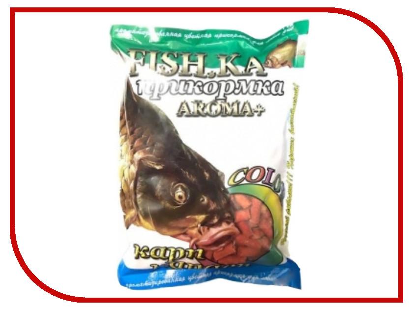Прикормка Fish.ka Карп-Карась Анис Гранулы 8mm 0.8kg