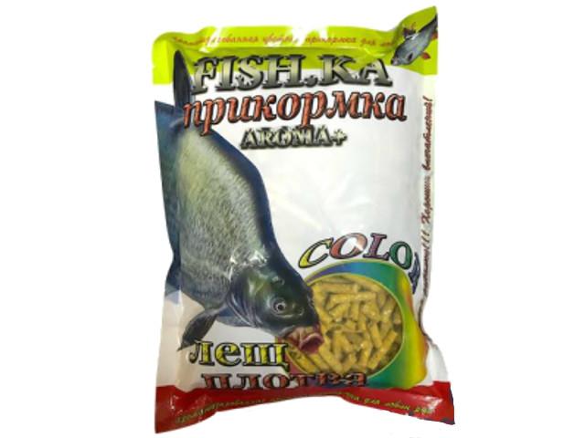 Прикормка Fish.ka Лещ-Плотва Анис Гранулы 8mm 0.8kg
