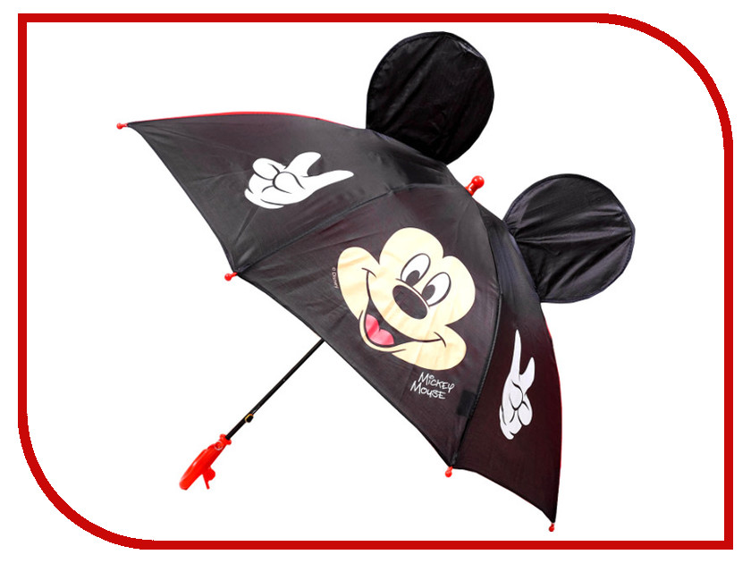Зонт Disney Привет Микки Маус 2919720 disney 4050479 фигурка микки маус