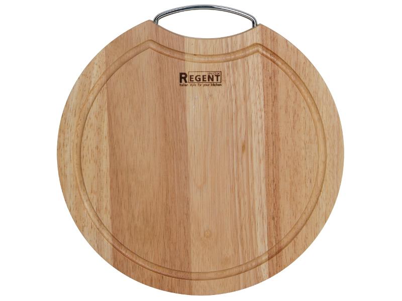 Доска разделочная Regent Inox Bosco 24x1.5cm 93-BO-2-08.1