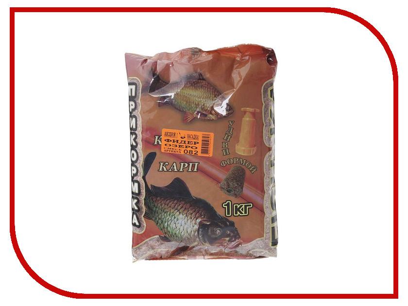 Прикормка Fish.ka Фидер Озеро 1kg