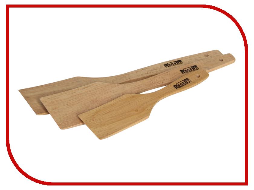 Набор лопаток Regent Inox Bosco 93-BO-5-02 3шт молоток кухонный regent inox bosco 31 5 5 2 см