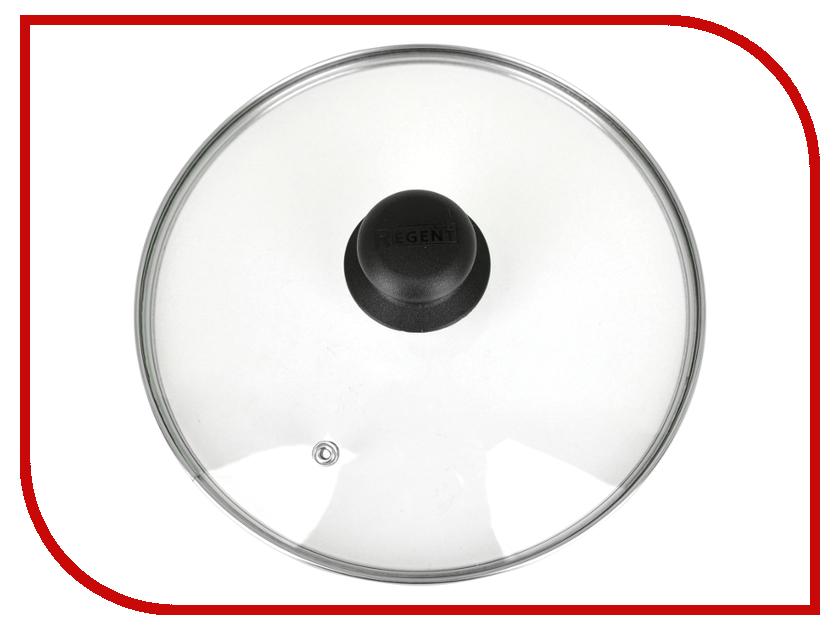 Крышка Regent Inox 18cm с пароотводом 93-LID-01-18 кастрюля 21 л regent master inox 93 mi23