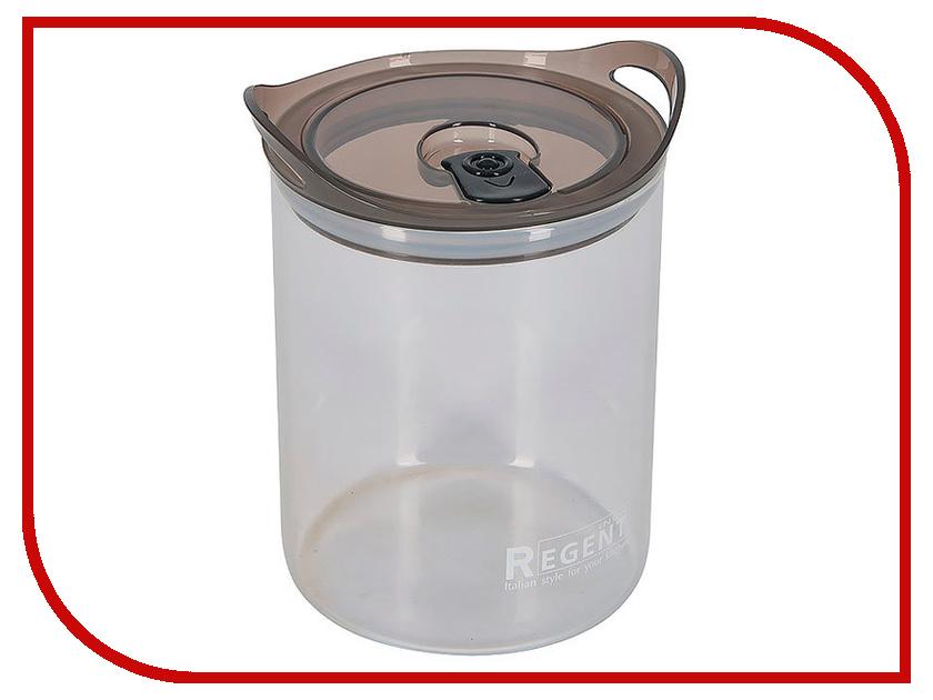 Емкость для сыпучих продуктов Regent Inox Linea Desco 93-DE-CA-01-1200 1.2L