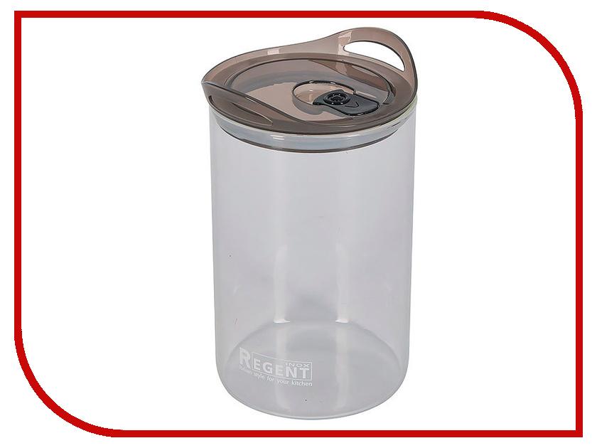 Емкость для сыпучих продуктов Regent Inox Linea Desco 93-DE-CA-01-1600 1.6L