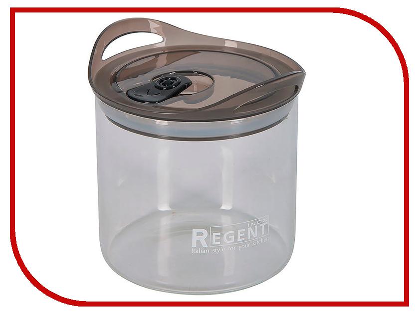 Емкость для сыпучих продуктов Regent Inox Linea Desco 93-DE-CA-01-900 900ml