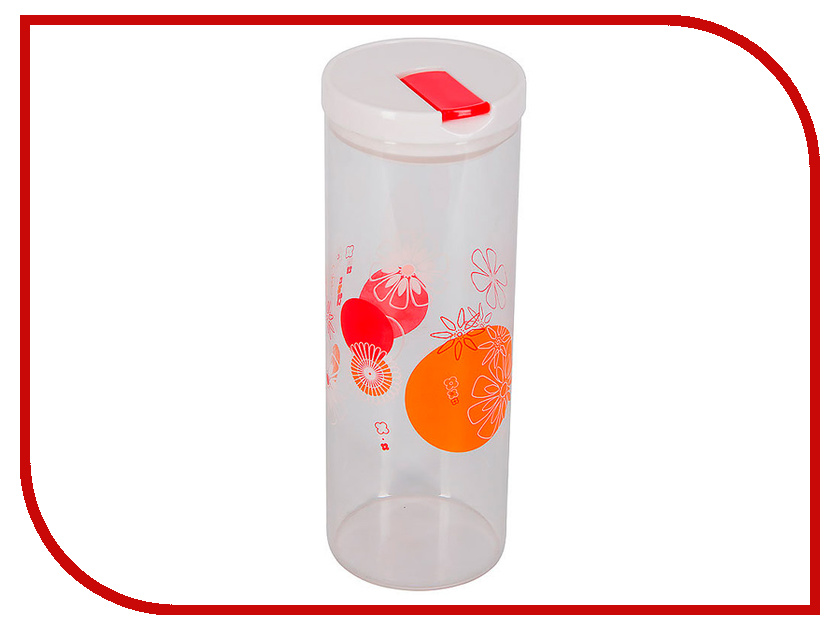 Емкость для сыпучих продуктов Regent Inox Linea Desco 93-DE-CA-02-1500 1.5L