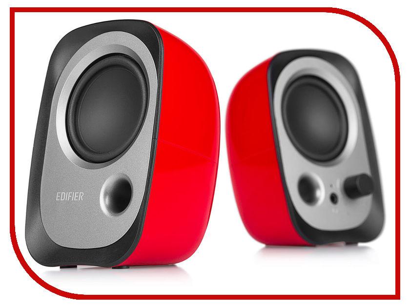 Колонка Edifier R12U Red цена