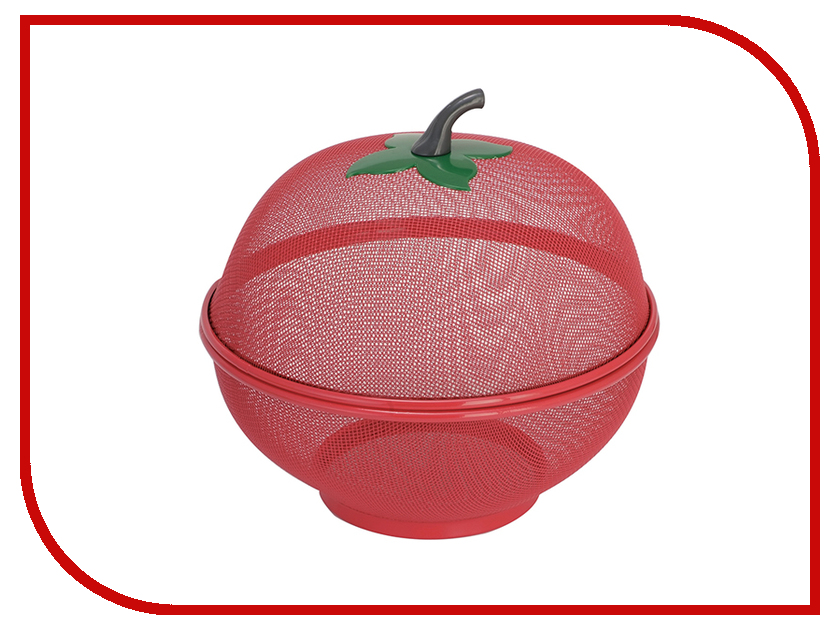 Здесь можно купить 93-PRO-34-27  Фруктовница Regent Inox 93-PRO-34-27 Red