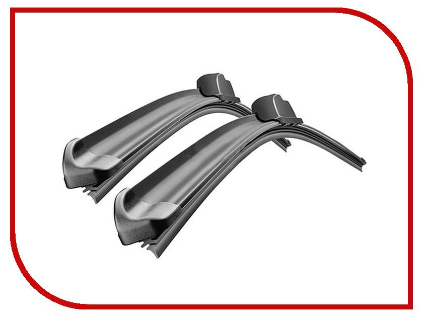 Щетки стеклоочистителя Bosch AeroTwin Retro 650/550mm 3 397 007 584 щетки стеклоочистителя bosch aerotwin 600 450mm 3 397 007 096