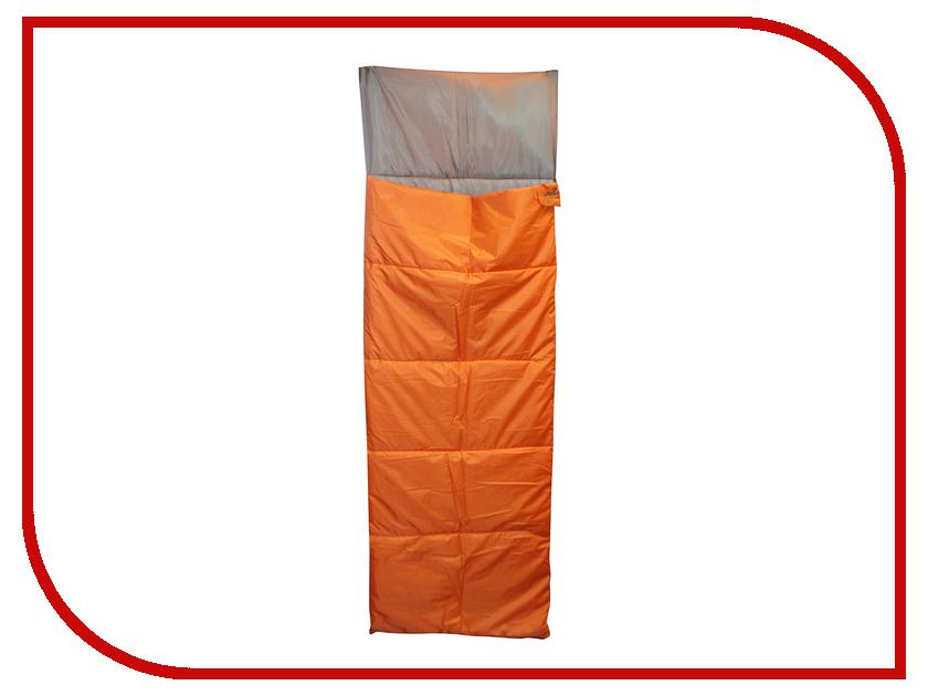 Cпальный мешок WoodLand Pilot 250 Orange спальник woodland pilot 250