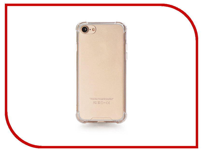 Аксессуар Чехол для APPLE iPhone 7 Gurdini Lims 3 Transparent 900577