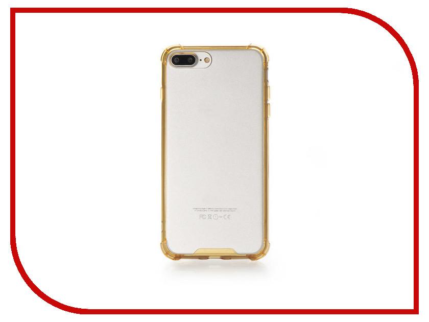 Аксессуар Чехол Gurdini Lims 3 для APPLE iPhone 7 Plus Champagne чехол накладка iphone 6 plus lims sgp spigen стиль 7 620026