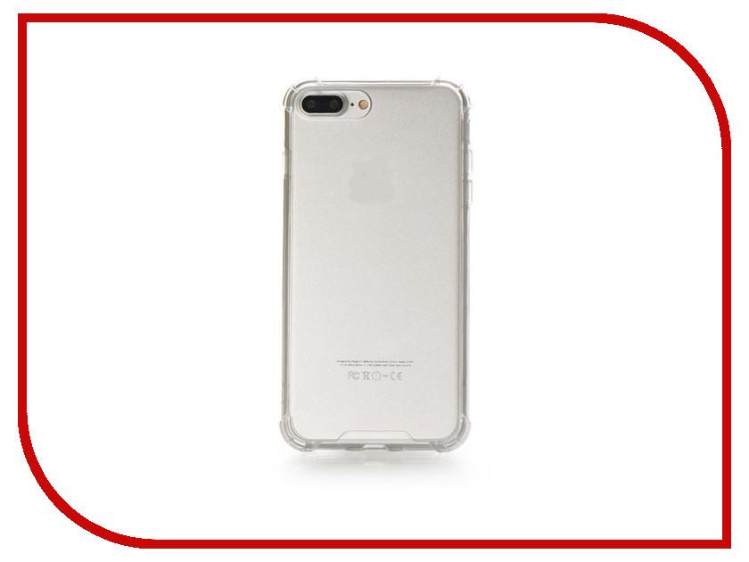 Аксессуар Чехол Gurdini Lims 3 для APPLE iPhone 7 Plus Transparent чехол накладка iphone 6 plus lims sgp spigen стиль 7 620026