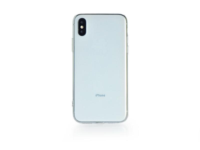 Аксессуар Чехол Gurdini для APPLE iPhone X Ultrathin Silicone Transparent 904644 аксессуар чехол накладка monsterskin для apple iphone 5 силиконовый transparent