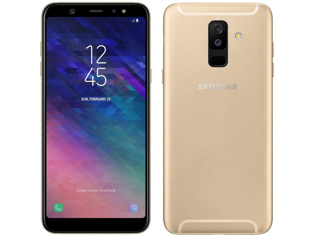 Сотовый телефон Samsung Galaxy A6+ 32GB Gold