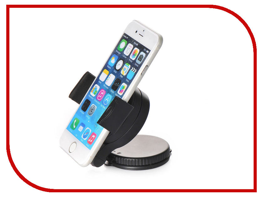 Держатель Gurdini 360 на коротком креплении 250011 360 degree round finger ring mobile phone smartphone stand holder